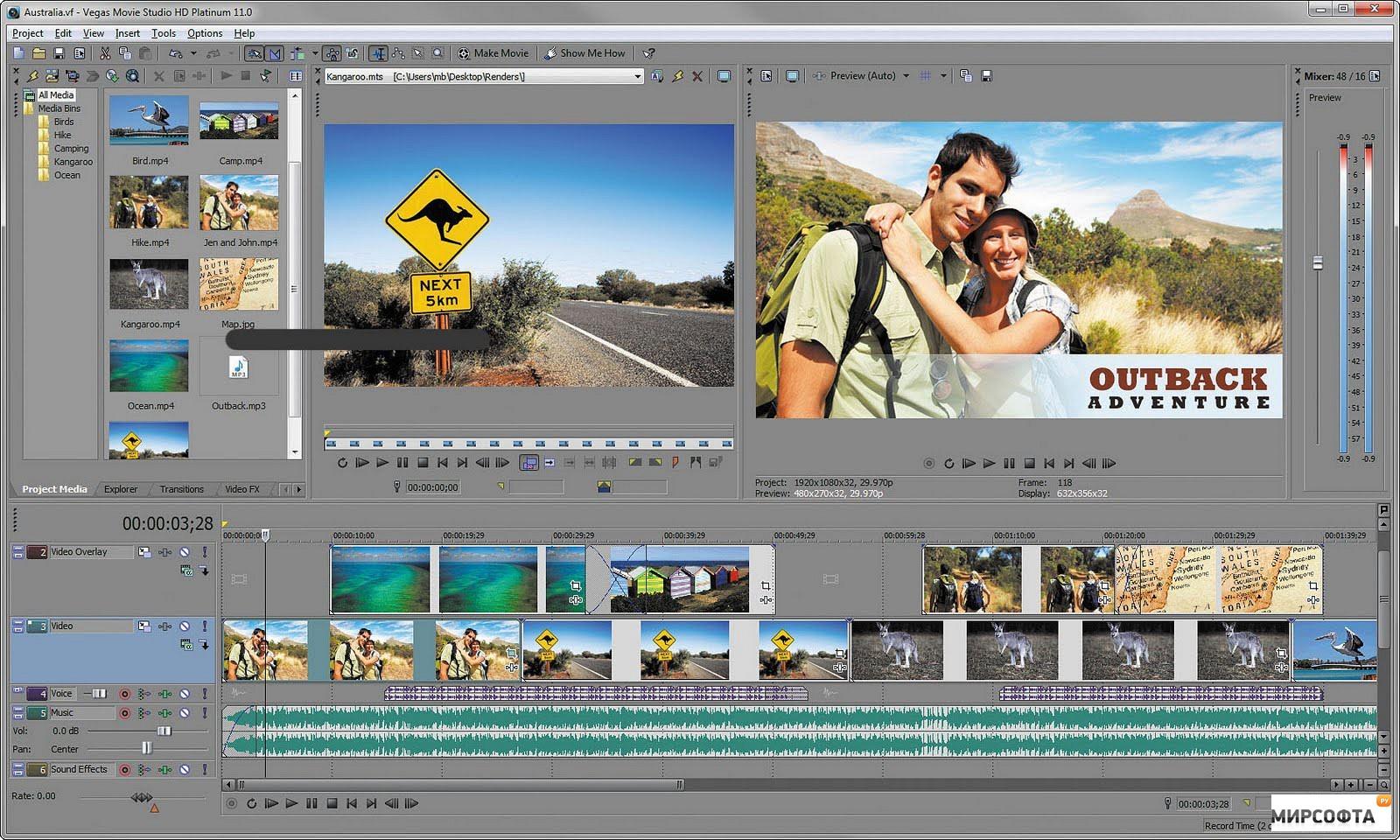 Movie capture programs