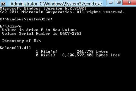 Зарегистрировать dll в windows 8