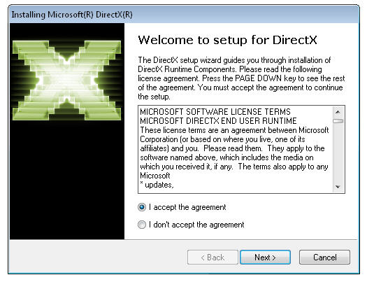 Direct3d For Win 7