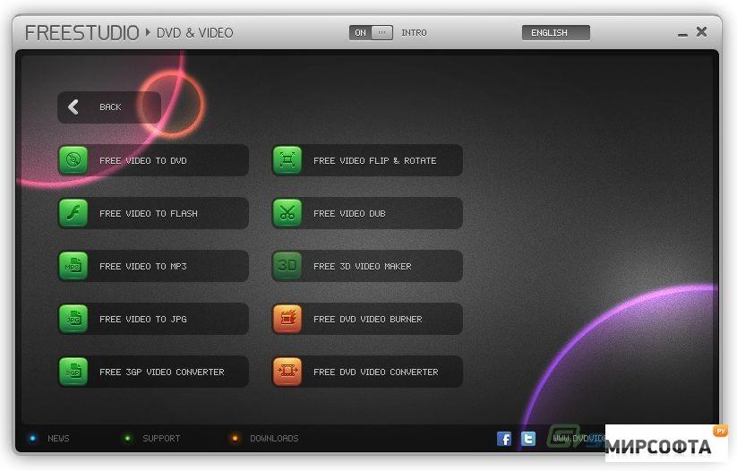 Программа free audio dub скачать бесплатно