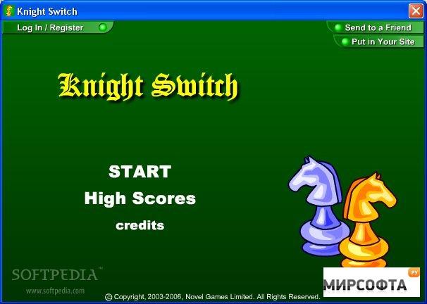 the big knight switch