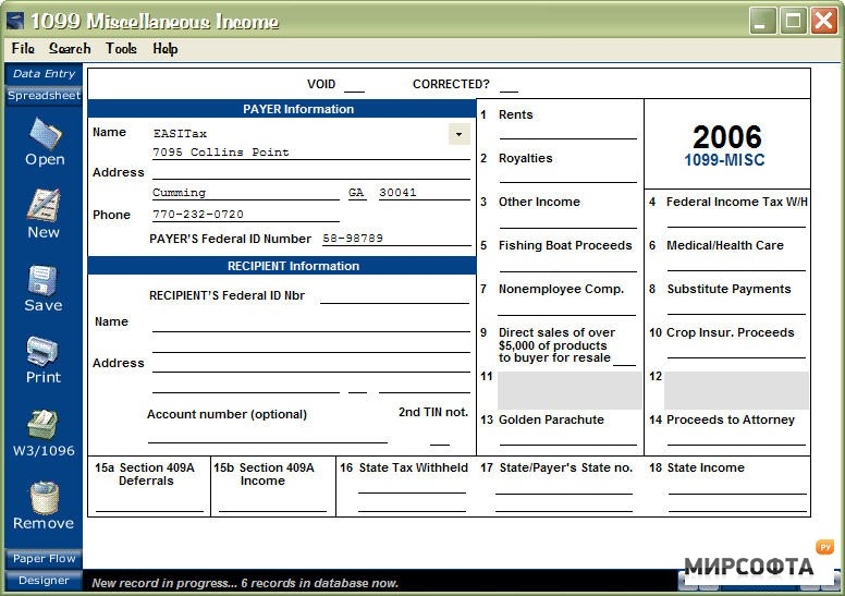 FREE 2013 Printable Tax Forms from FreeTaxUSA - Download