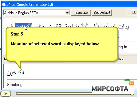 English to hindi translation software for pc offline