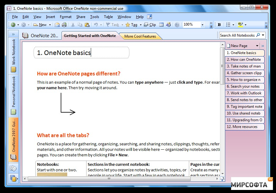 microsoft notes From microsoft: microsoft office onenote 2003 gives you an easier way to take, organize, and find your notes and information like paper, you.